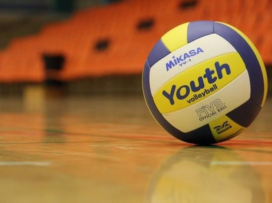 Сахалинские волейболисты взяли бронзу чемпионата России