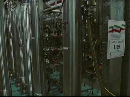 В Иране назвали инцидент на ядерном объекте в Натанзе терактом