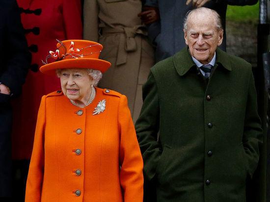 Журналисты узнали детали церемонии похорон принца Филиппа