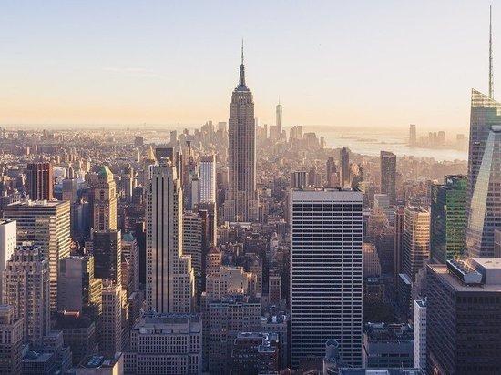 В Нью-Йорке на митинг в поддержку белых пришел только один человек