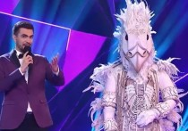 В финале очередного выпуска шоу «Маска» жюри спасло Неваляшку и выбрало для рассекречивания Белого орла