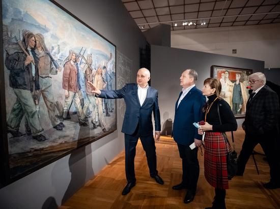 Выставку в Третьяковке, посвященную 300-летию Кузбасса, жители региона могут посетить, не выходя из дома