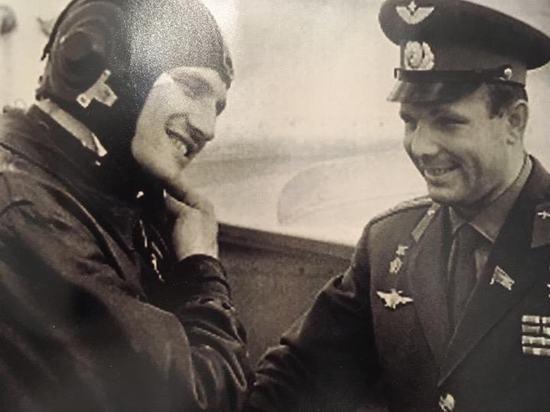 Космонавт Борис Волынов назвал версию гибели Юрия Гагарина