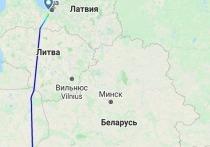 СМИ: Военно-транспортный самолёт США прибыл из Риги в Киев
