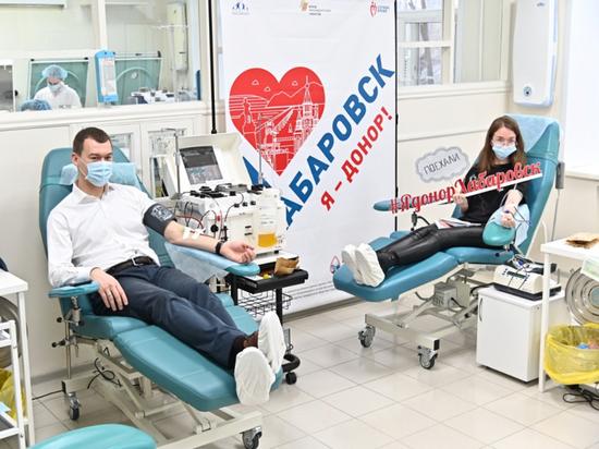 Акция «Космос у нас в крови» прошла в Хабаровском крае