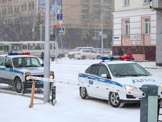 За прошлую неделю в Якутске зарегистрировано 73 ДТП
