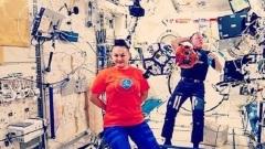 Женщина-космонавт из Приморья рассказала, как попасть на МКС