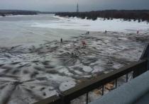 В Макарьевском районе Костромской области речку Унжа очернили