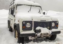 Снегопад осложнил дорожную ситуацию на юге Амурской области