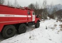 11 апреля в Тульской области горели жилые дома и неэксплуатируемые здания
