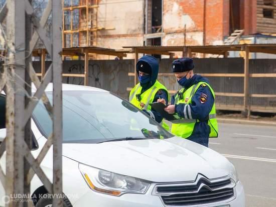 Массовые проверки водителей пройдут в Петрозаводске