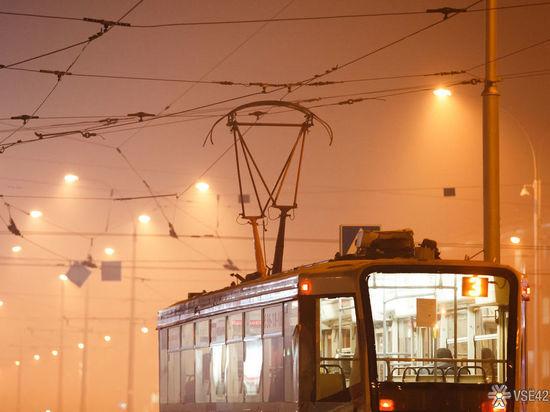Кемеровчанин пожаловался на ужасное состояние городского трамвая