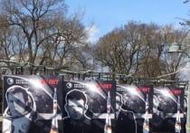 Выставка ко Дню космонавтики открылась на улице Пскова