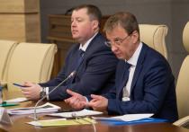 В мэрии Барнаула провели экстренное совещание по вопросам обеспечения безопасности.