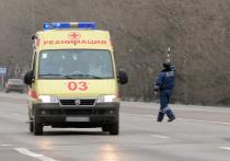 Полицейская машина сбила пешехода в воскресенье вечером в городском округе Коломна