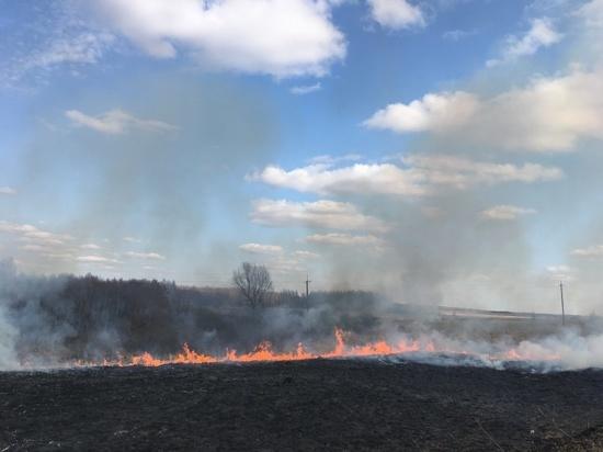 Смоленщина встретила 12 апреля с огнем, водой и «медными трубами»