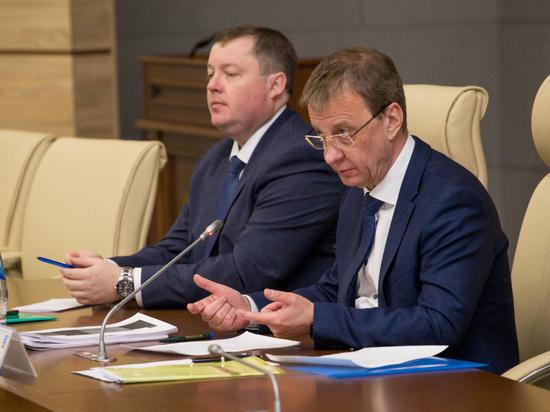 В Барнауле введен режим повышенной готовности