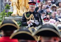 СМИ рассказали об ограничениях для принца Гарри на похоронах деда