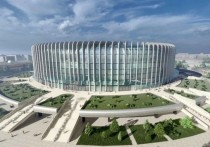 «СКА Арена» получила разрешение на строительство ледовой арены на месте СКК «Петербургский»