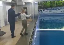 Восьмилетняя девочка погибла в аквацентре в Шушенском