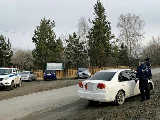 На прошлой неделе в Усть-Абаканском районе поймали 12 пьяных водителей