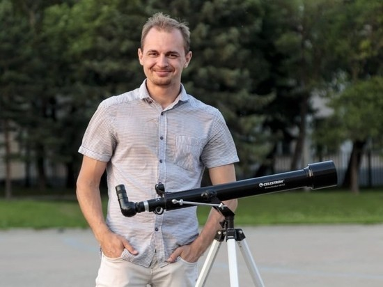 Прогулки по звездному небу с телескопом