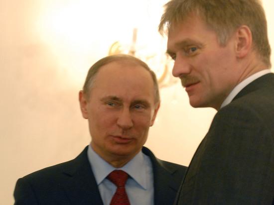 Кремль заявил, что Зеленский не просил Путина о новых переговорах