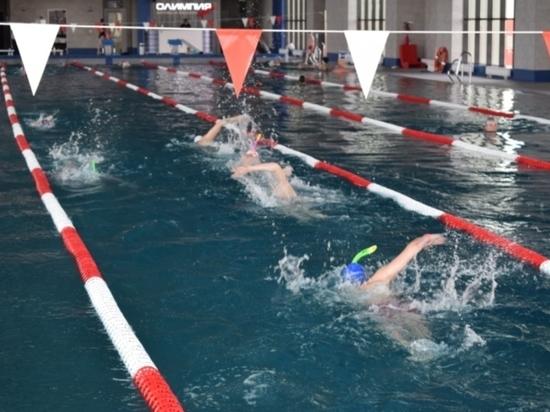 Воспитанники ивановской спортшколы №10 приступили к тренировкам в самом большом бассейне города