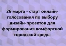 До старта онлайн-голосования по выбору дизайн-проектов по формированию комфортной городской среды в Смоленской области осталось 15 дней