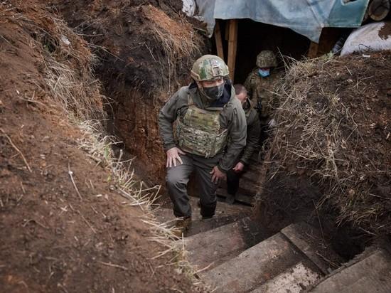 Ситуация на востоке Украины продолжает балансировать на грани войны