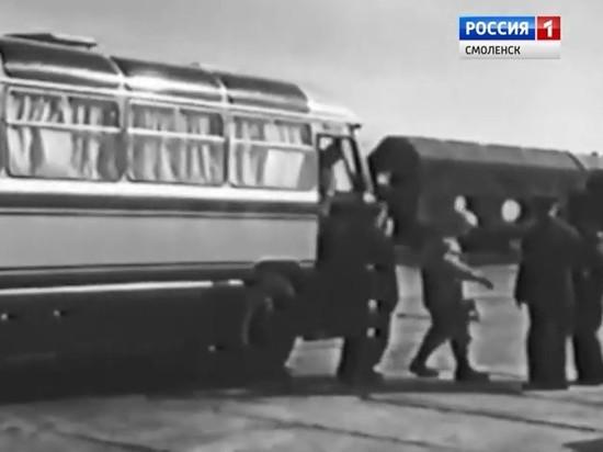 В Гагарине сегодня можно увидеть уникальный раритет