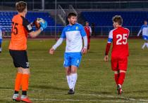 Основным форвардом ставропольского «Динамо» в весенней части сезона стал Георгий Кучиев