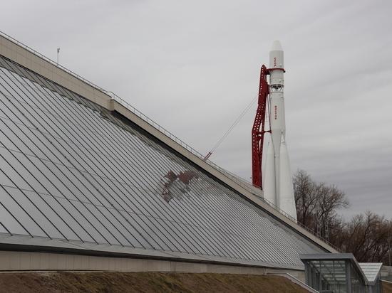 В Калуге открытие второй очереди музея космонавтики ожидают в ближайшие дни