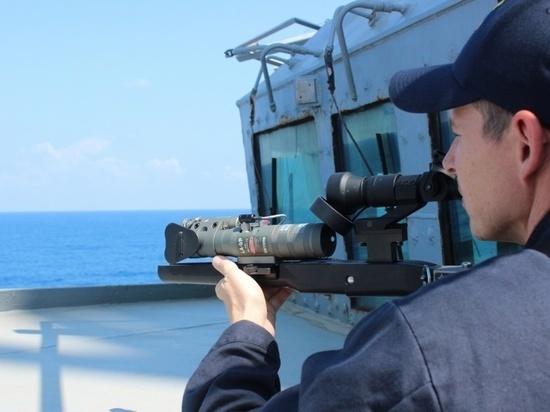 Американский флот получит на вооружение мощные лазеры