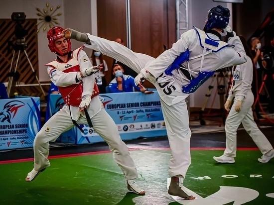 Карельский тхэквондист привёз «серебро» с Чемпионата Европы