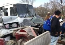 ВРязани в массовом ДТП на мосту пострадали 9 человек, в том числе ребенок