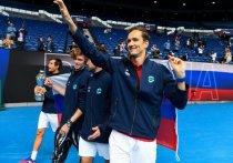 Сборная России сыграет на групповом этапе Кубка Дэвиса в Мадриде