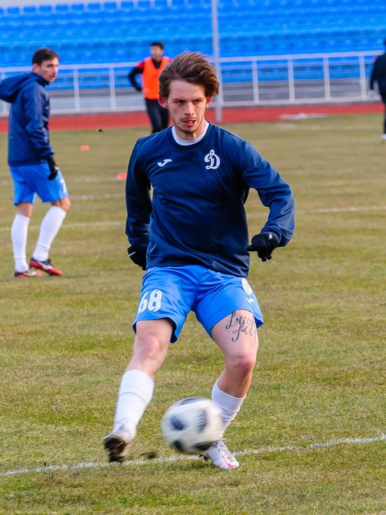 Во время зимней паузы полуторагодичный контракт с «Динамо» подписал Андрей Сорокин
