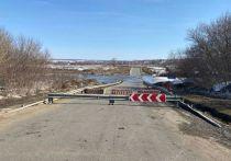 Два низководных автомоста в Татарстане освободились от воды