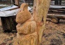 В лесу под Серпуховом установят памятник белочке