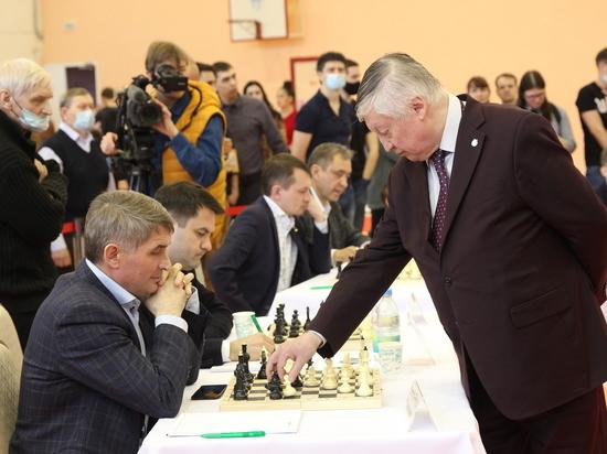 Шахматы в  Чувашии набирают обороты