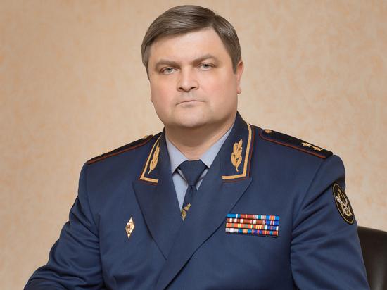 Путин уволил первого заместителя директора ФСИН Анатолия Рудого