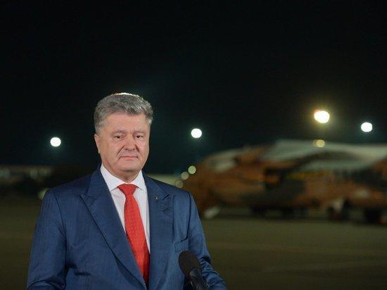 Порошенко: для Украины настал выгодный момент для получения ПДЧ НАТО