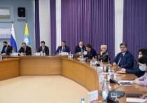 В Туве объявлено о предстоящей инспекционной поездке группы сенаторов