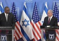 Премьер-министр Израиля и министр обороны США выступили с заявлением