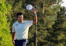 """Впервые в истории """"мэйджор"""" выиграл японский гольфист"""