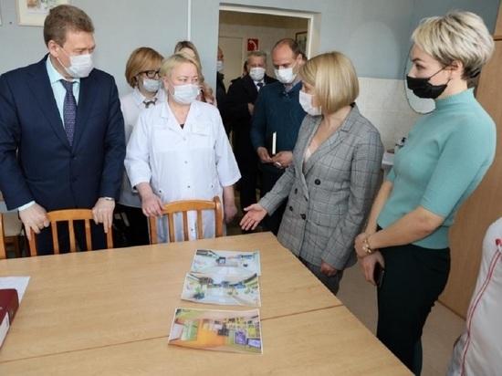Ещё в одной поликлинике Серпухова появится «Добрая комната»