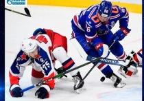 СКА вылетел из борьбы за Кубок Гагарина
