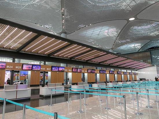 Официальное сообщение об ограничении авиасообщения с Турцией и Танзанией появилось 12 апреля вечером