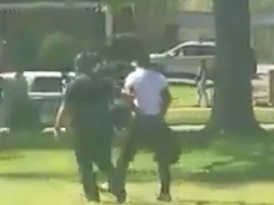 Полиция задержала предполагаемого стрелка из школы в Ноксвилле